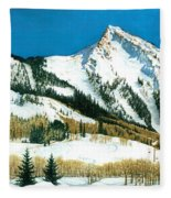 Peak Adventure Fleece Blanket