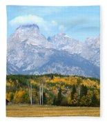 Peak Cloud Fleece Blanket