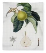Pear Fleece Blanket