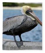Pelican 2 Fleece Blanket