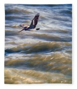 Pelican Briefly Fleece Blanket