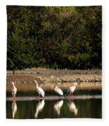 Pelican Clean Up Time Fleece Blanket