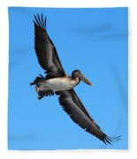 Pelican Flying High Fleece Blanket
