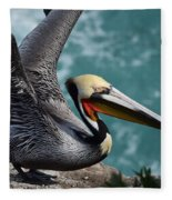 Pelican Lift Off Fleece Blanket