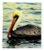 Pelican Waters Fleece Blanket