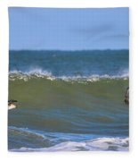 Pelicans 3967 Fleece Blanket