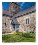 Penmon Priory Fleece Blanket