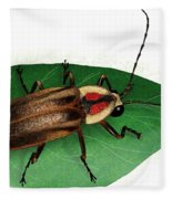 Pennsylvania Firefly Fleece Blanket