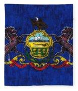 Pennsylvania Fleece Blanket