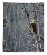 Perched Fleece Blanket