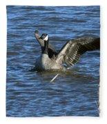 Perfect Landing Fleece Blanket