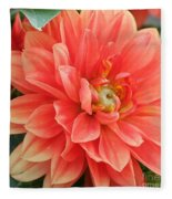 Perfect Petals Fleece Blanket