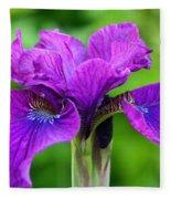 Perfect Purple Specimen Fleece Blanket