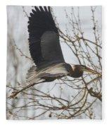Perfect Stick Fleece Blanket