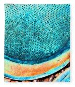 Perforated II Fleece Blanket