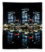 Perth 18 Fleece Blanket