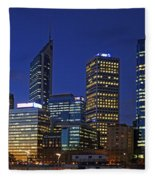 Perth 6 Fleece Blanket