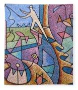 Pescador De Ilusoes  - Fisherman Of Illusions Fleece Blanket