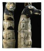Pet Mummies, 1st Century Fleece Blanket