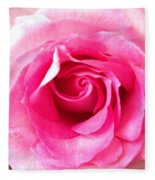 Petals Of Beauty Fleece Blanket