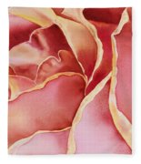 Petals Petals II  Fleece Blanket