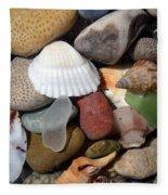 Petoskey Stones Lv Fleece Blanket