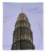 Petronas Pinnacle Fleece Blanket