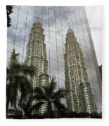 Petronas Reflecting Fleece Blanket