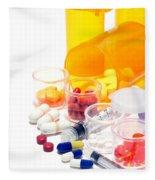 Pharmacopoeia  Fleece Blanket