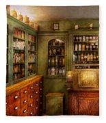 Pharmacy - Room - The Dispensary Fleece Blanket