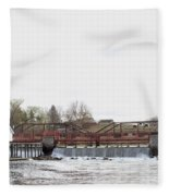 Phelps Mill Fleece Blanket