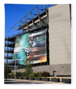 Philadelphia Eagles - Lincoln Financial Field Fleece Blanket