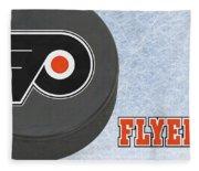 Philadephia Flyers Fleece Blanket
