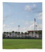 Phillies Brighthouse Stadium Clearwater Florida Fleece Blanket