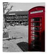 Phone Box London Fleece Blanket