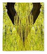 Photo Synthesis 5 Fleece Blanket