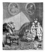 Photographer, 1864 Fleece Blanket