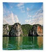 Phuket 2 Fleece Blanket