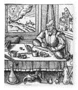 Physician, 1576 Fleece Blanket