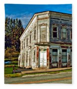 Pickens Wv Fleece Blanket