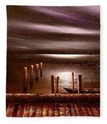 Pier 43 Fleece Blanket