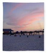 Pier 60 Fleece Blanket
