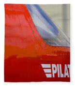 Pilatus Fleece Blanket