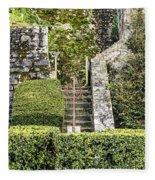 Pilgrim's Steps Fleece Blanket