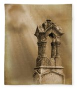 Pillars The Forgotten Series 07 Fleece Blanket