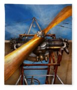 Pilot - Prop - They Don't Build Them Like This Anymore Fleece Blanket