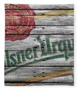 Pilsner Urquell Fleece Blanket
