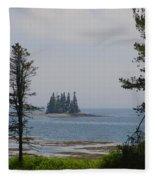 Pine Island Fleece Blanket