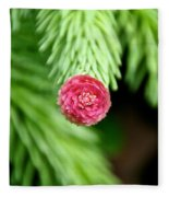 Pine Perfection Fleece Blanket