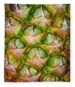 Pineapple Skin Fleece Blanket